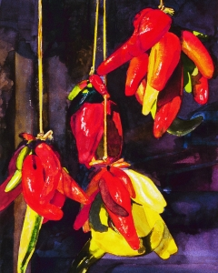 Chilies: Boulder Farmer's Market Series
